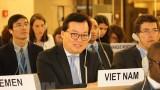越南在联合国人权理事会第38次会议上积极发表意见