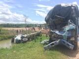 Tai nạn giao thông nghiêm trọng, 4 người thương vong