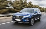 Hyundai Santa Fe thế hệ mới thêm bản hybrid