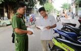 Công an phường Bình Hòa, TX.Thuận An: Chủ động bảo vệ an ninh trật tự vùng giáp ranh