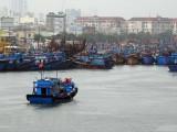 Quảng Ninh đến Bình Định phòng tránh vùng áp thấp Bắc Biển Đông