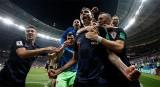 Croatia – cho lần đầu tiên