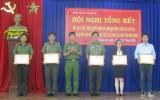 TX.Thuận An: Tổng kết 4 năm thành lập Đội Công nhân xung kích tự quản về an ninh trật tự trong doanh nghiệp