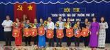 """Phường Phú Thọ và Phú Lợi, TP.Thủ Dầu Một: Tổ chức hội thi """"Tuyên truyền viên giỏi"""" lần thứ II năm 2018"""