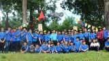 Phường đoàn Tân Phước Khánh (TX.Tân Uyên):  Tổ chức hội trại hè năm 2018