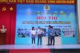 """Công đoàn Khu công nghiệp Việt Nam – Singapore: Tổ chức Hội thi """"An toàn, vệ sinh viên giỏi"""" năm 2018"""