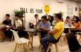 Quán cà phê kết nối những người trẻ học tiếng Anh
