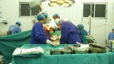越德友谊医院4周内通过器官移植手术救活16人