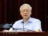 Tổng Bí thư: Phát huy dân chủ là động lực phát triển kinh tế-xã hội