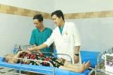 Thủ thuật nội soi gắp thành công dị vật trong thực quản bệnh nhân