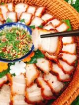 Thịt chiên kiểu Thái