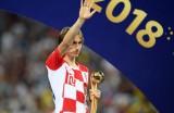 Luka Modric - Cầu thủ xuất sắc nhất World Cup 2018
