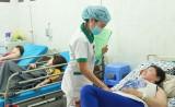Ngộ độc khí amoniac (NH3), công nhân phải nhập viện cấp cứu