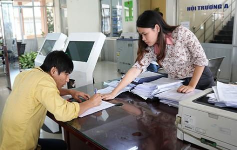 TX.Thuận An: Nỗ lực cải cách hành chính theo hướng tinh gọn
