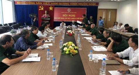 Hội Cựu Chiến binh tỉnh: Tổ chức Hội nghị Ban chấp hành lần thứ 4, khóa VI