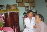 Becamex IDC tổ chức chương trình khám sức khỏe cho các mẹ Việt Nam anh hùng