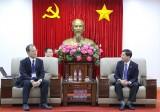 Công ty Sài Gòn Stec tiếp tục đầu tư tại Bình Dương