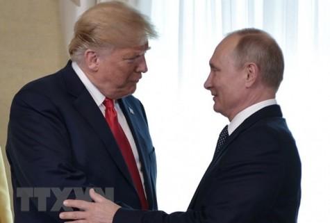 Nga-Mỹ nỗ lực hiện thực hóa kết quả hội nghị thượng đỉnh