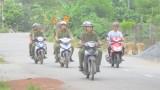 Đôi dân phòng xã Lạc An, huyện Bắc Tân Uyên: Góp phần bảo vệ bình yên vùng quê