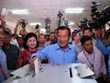 Bầu cử tại Campuchia: Đảng CPP giành 114 ghế trong Quốc hội mới