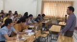 Chú trọng nâng cao năng lực giảng dạy cho giáo viên