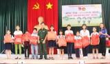 """TX.Thuận An: Hơn 300 học sinh tham gia chương trình """"Một ngày em làm chiến sĩ"""" năm 2018"""