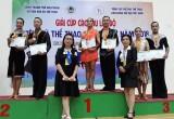 Bình Dương đoạt 4 HCV giải Cúp các CLB khiêu vũ thể thao toàn quốc