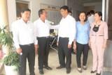 Lãnh đạo tỉnh làm việc với Ban Thường vụ Thị ủy Thuận An