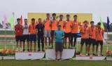 Giải vô địch điền kinh quốc gia năm 2018: VĐV Bình Dương đạt kỷ lục mới ở nội dung thi đấu tiếp sức 4x800m