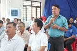 TP.Thủ Dầu Một: Ngành giáo dục-đào tạo lắng nghe ý kiến nhân dân