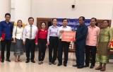 Bình Dương hỗ trợ tỉnh Attapeu (Lào) 25.000 USD khắc phục hậu quả sự cố vỡ đập thủy điện