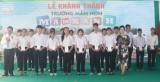 Khánh thành Trường Mầm non Mầm Xanh