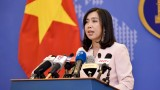 越方要求中方尊重越南对黄沙和长沙两个群岛的主权