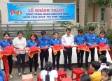 Khánh thành công trình măng non cấp tỉnh tại xã Phước Hòa