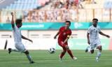 Lượt trận thứ 2, bảng D, ASIAD 18: Olympic Việt Nam sớm đoạt vé đi tiếp?