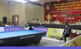 Khai mạc giải Billiards Carom 3 băng quốc tế Bình Dương năm 2018
