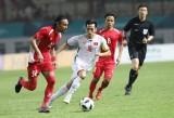 ASIAD 2018: Báo chí Nhật Bản đánh giá cao tuyển Olympic Việt Nam