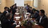 Đoàn công tác tỉnh Bình Dương thăm, ký kết các biên bản ghi nhớ tại Chungbuk