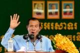 Quốc vương Campuchia bổ nhiệm ông Hun Sen làm Thủ tướng nhiệm kỳ 5 năm