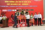 Kết thúc giải Billiards Carom 3 băng quốc tế Bình Dương 2018: Trần Quyết Chiến vô địch thuyết phục