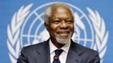 联合国前秘书长安南去世 享年80岁