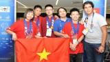 越南学生在2018年FIRST全球挑战赛获得佳绩