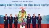 """Thủ tướng Chính phủ Nguyễn Xuân Phúc: """"Khu Liên hợp công nghiệp, đô thị Becamex - Bình Phước sẽ tạo dấu ấn mạnh mẽ trong sự phát triển toàn diện đối với tỉnh Bình Phước"""""""