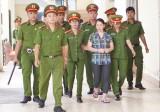 Án tù chung thân dành cho bị cáo Hàng Thị Hồng Diễm
