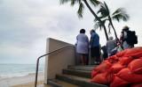 Hawaii chuẩn bị đón bão Lane, mạnh nhất trong vòng 24 năm