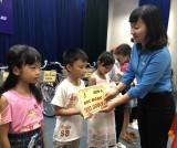 Liên đoàn lao động tỉnh: Trao học bổng, xe đạp và cặp phao cho con công nhân