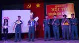 Lữ đoàn Công binh 550 tổ chức hội thi Cuộc vận động 50
