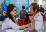Đoàn cơ sở Trung tâm Y tế TX.Thuận An: Tổ chức khám bệnh, phát thuốc miễn phí