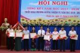 TX.Thuận An: Khen thưởng nhiều tập thể, cá nhân ngành giáo dục và đào tạo