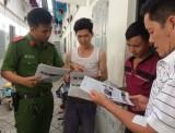 Tăng cường tuần tra, kêu gọi người dân cung cấp thông tin tố giác tội phạm